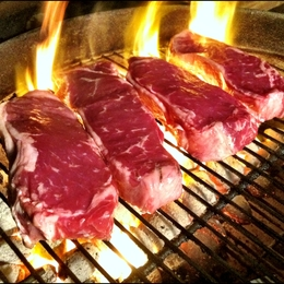 Featured grilling steaks  with border  f67db1c373