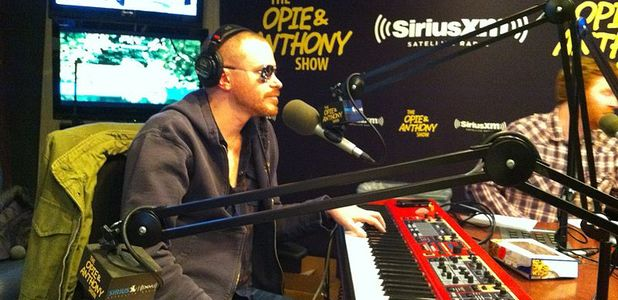 Full 800px roy harter aka roy shaffer in the opie and anthony studio d09743c881